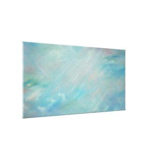 Konst för abstrakt för contemporary för akryl för canvastryck