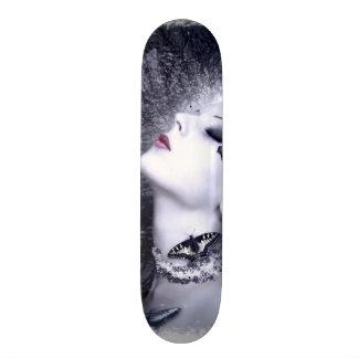 Konst för Falln fjärilsoriginal Skateboard Bräda 19,5 Cm