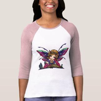 Konst för fantasi för bokmalbibliotek felik tröjor