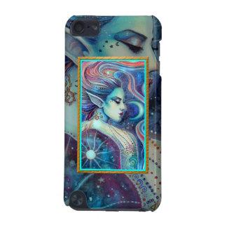 Konst för fantasi för Celesta fe himmelsk felik iPod Touch 5G Fodral