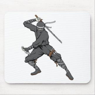 Konst för fantasi för krigare för Ninja ~-Ninjas 2 Musmatta