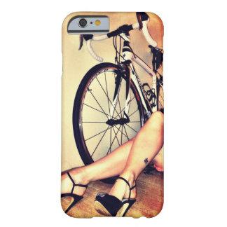 Konst för för för popkonstcykel, ben och barely there iPhone 6 fodral