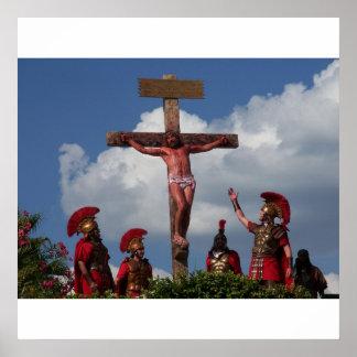 Konst för foto för affisch för påsk för Jesus Kris