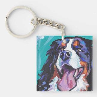Konst för hund för pop för Bernese berghund ljus