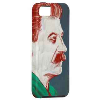 Konst för landJoe Stalin pop - fodral för iPhone 5 iPhone 5 Fodraler
