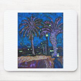 Konst för målning för akryl för Mexico nattpalmträ Musmatta