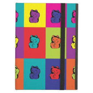 Konst för Maneki Neko kattungepop Fodral För iPad Air