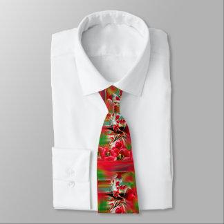 Konst för påsk för vårnypremiärabstrakt slips