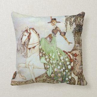 Konst för Princess Minon-Minette Kay Nielsen Kudde