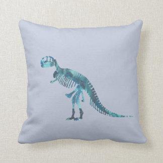 Konst för Tyrannosaurusrexskelett Kudde