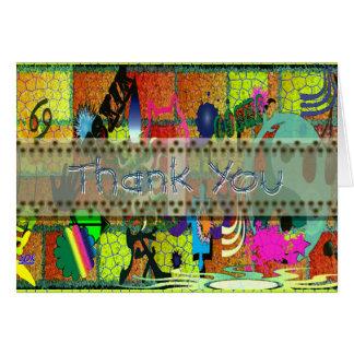 konst för U-plocka färggrafitti på tegelstenväggen OBS Kort