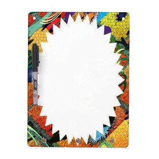 konst för U-plocka färggrafitti på tegelstenväggen Dry-Erase Boards