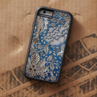 Konst för vintage för design William Morris för Tough Xtreme iPhone 6 Case