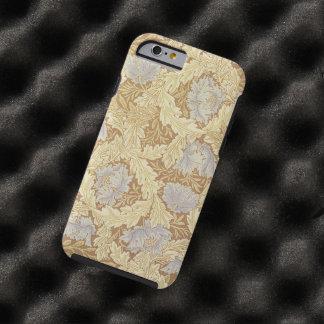 Konst för vintage för William Morris bersådesign Tough iPhone 6 Case