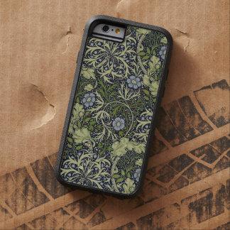 Konst för vintage för William Morris Tough Xtreme iPhone 6 Case