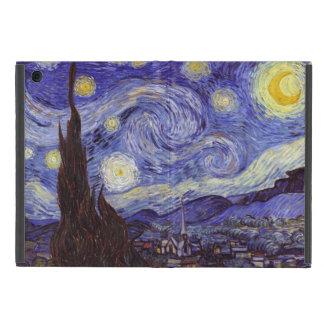 Konst för vintage Vincent Van Gogh för Starry natt iPad Mini Skydd