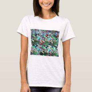 Konst vinkar för lycklig som är statlig av, varar tee shirts