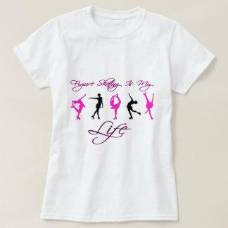 Konståkningen är mitt liv - ROSOR & SVARTEN T-shirts