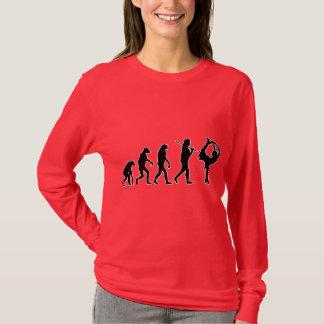 konståkningevolution t-shirts