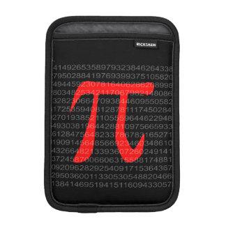 Konstanten Pi Sleeve För iPad Mini