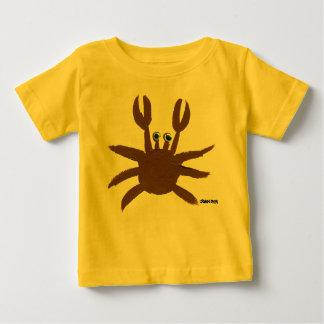 Konstbaby: Galen bästa krabbasjösidahelgdag Tee Shirt