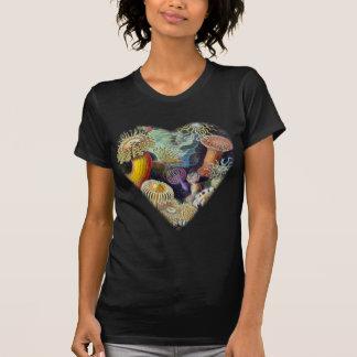 konsten av naturen av Ernst Haeckel Tee Shirt