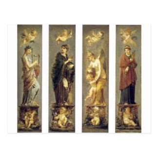 Konster, rikedom, nöje och filosofi av Pierre Vykort
