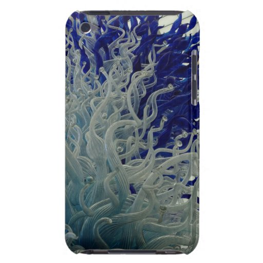 Konstexponeringsglasipod touch case barely there iPod skal