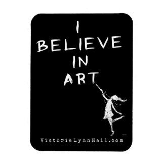 Konstfe: Jag tror i befordrings- konst värderar Magnet