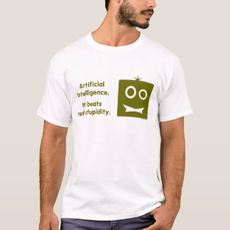 Konstgjord intelligens 01 tee shirts