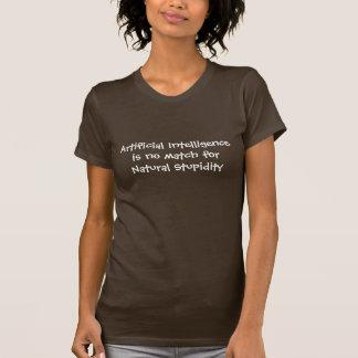 Konstgjord intelligens är ingen match för t-shirt