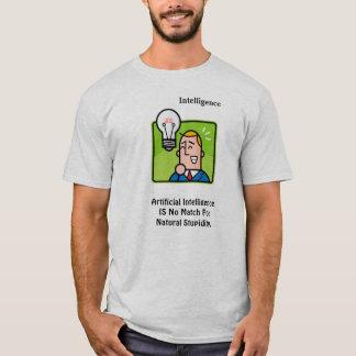 Konstgjord intelligens är t-shirt