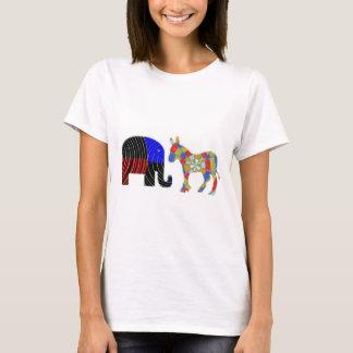 Konstiga sängkamrater: Åsna för POLITIKelefant n T Shirts