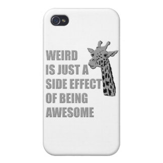 Konstigen är precis en biverkning av att vara enor iPhone 4 skydd