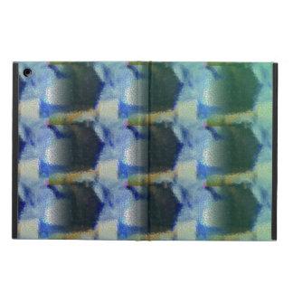 Konstigt unikt mönster iPad air skydd