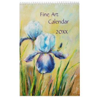 Konstkalender 2018 säsonger kalender