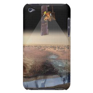 Konstnären beskådar av odysseyen som avkänner is iPod touch covers
