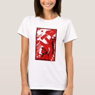 Konstnärer förenar tshirts