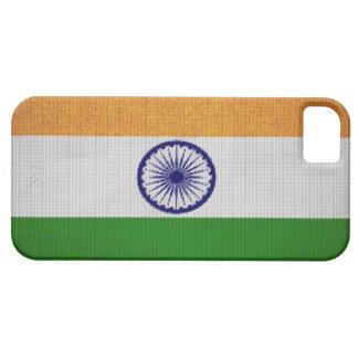 Konstnärlig Indien flagga iPhone 5 Skydd