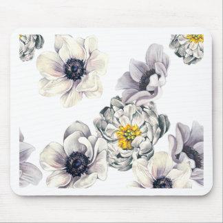 Konstnärlig ny vår för blom- blommapionanemon musmatta