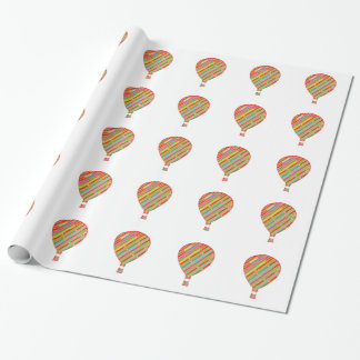 KONSTNÄRLIGA randballonger för intensiv färg Presentpapper