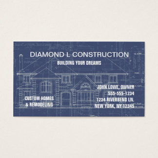 Konstruktionsvisitkort