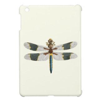 Konstverk för insekt för vintagesländateckning iPad mini skydd
