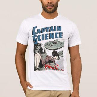 Konstverk för kaptenvetenskap #3 tröja
