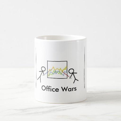 Kontorskrig Kaffe Kopp