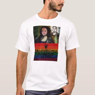 Kontrollera Mona Lisa T Shirts