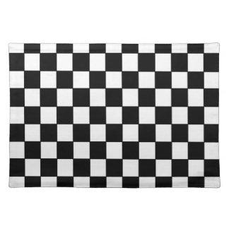 Kontrollerad svart vit - bordstablett