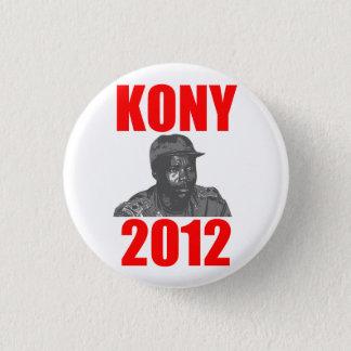Kony 2012 stopp Joseph Kony Mini Knapp Rund 3.2 Cm