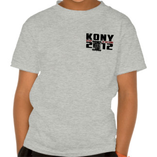 Kony 2012 - Stoppa på ingenting Tröja