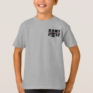 Kony 2012 - Stoppa på ingenting Tröjor